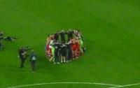 CL Finale Wembley London 2013